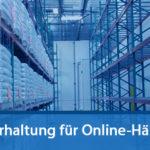Lagerhaltung für Online-Händler